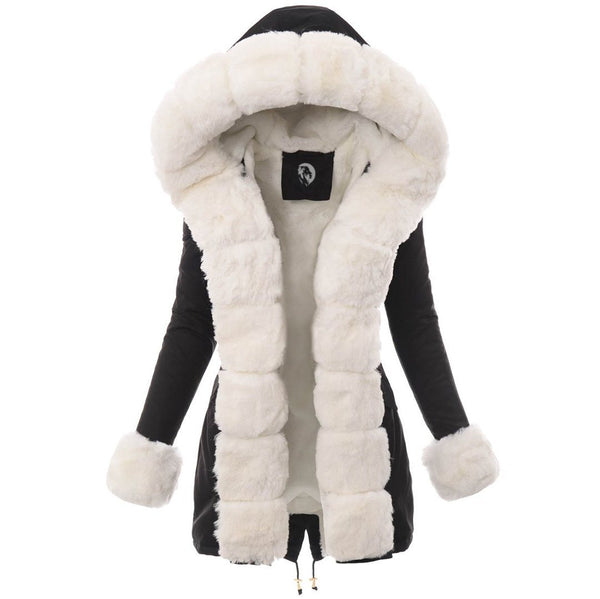 Hooded Winter Coat