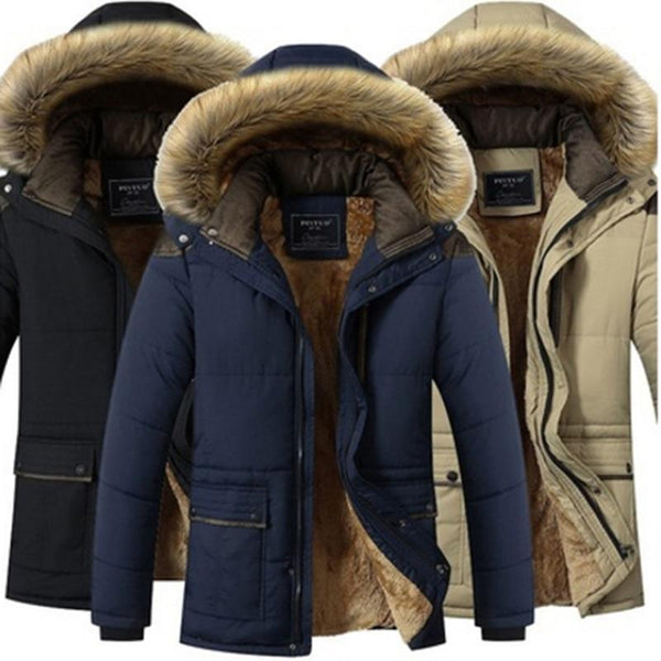 Mens Winter Parka