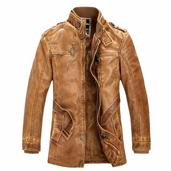 Flyboy Leather Jacket