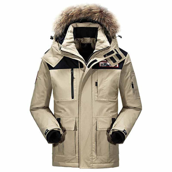 Polar Vortex Hooded Coat