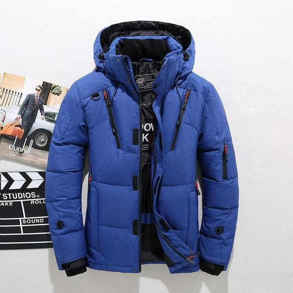 Alpine Down Jacket