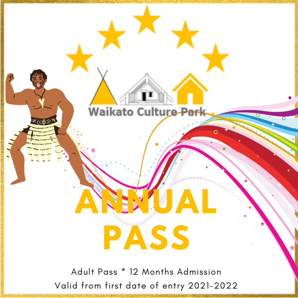 Annual Pass - Adult Pass