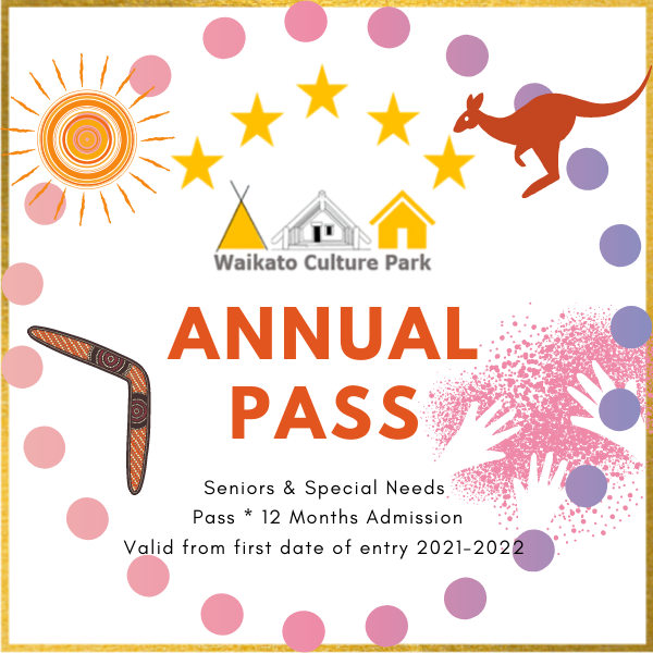 Annual Pass - Seniors & Special Needs and Carers
