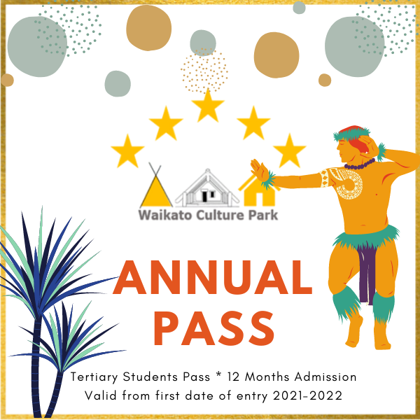 Annual Pass - Students in Tertiary Education