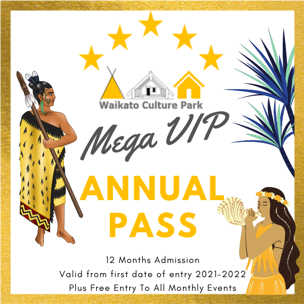 Annual Pass & All Events - Mega VIP