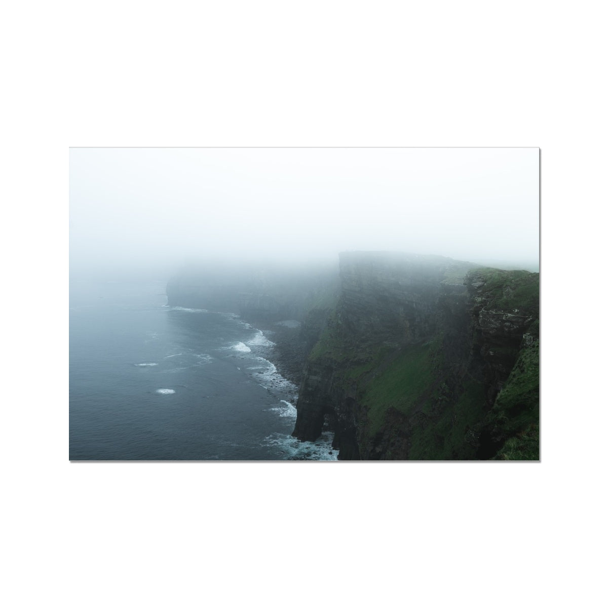 Cliffs of Moher (Landscape) Hahnemühle Photo Rag Print