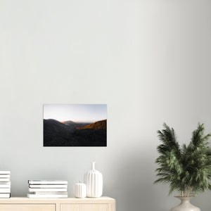 Ballaghbeama Gap Sunrise Fine Art Matte Paper (Landscape) - Jonas Hanspach Photography