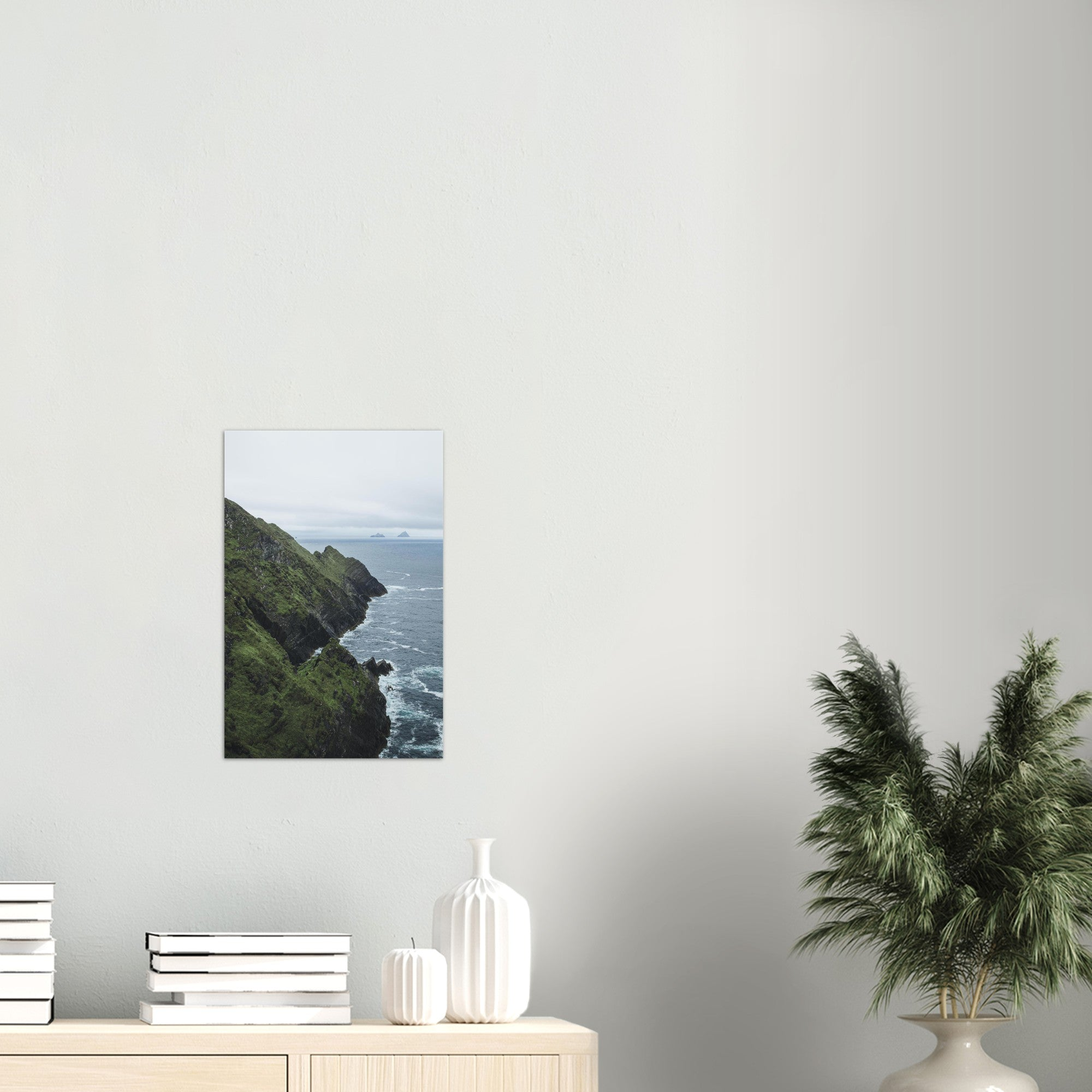 Kerry Cliffs Fine Art Matte Paper (Portrait) - Jonas Hanspach Photography