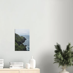 Kerry Cliffs Canvas (Portrait) - Jonas Hanspach Photography