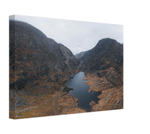Gap of Dunloe Canvas - Jonas Hanspach Photography