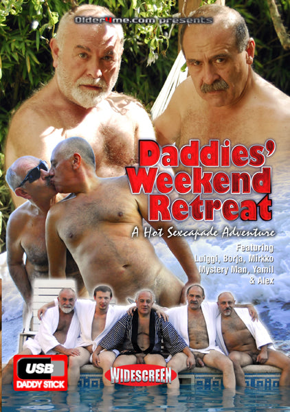 Daddies Weekend Retreat