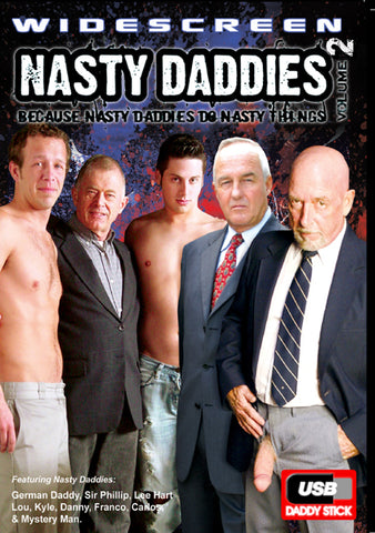 Nasty Daddies Vol.  2