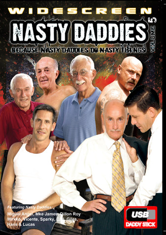 Nasty Daddies Vol.  5