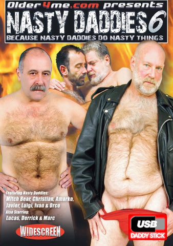 Nasty Daddies Vol.  6
