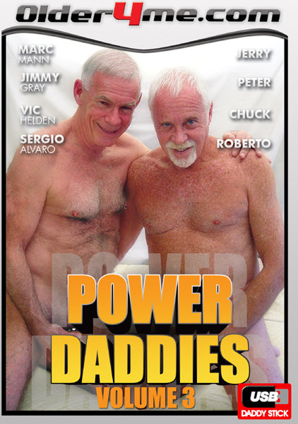 Power Daddies Vol.  3