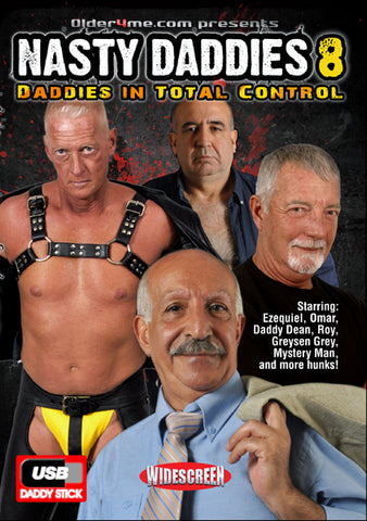 Nasty Daddies Vol.  8