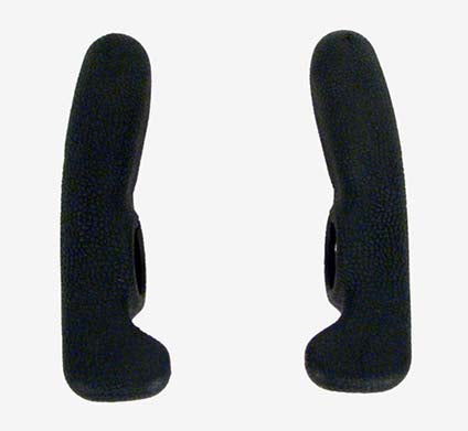 RUBBER MOULDED BAR ENDS