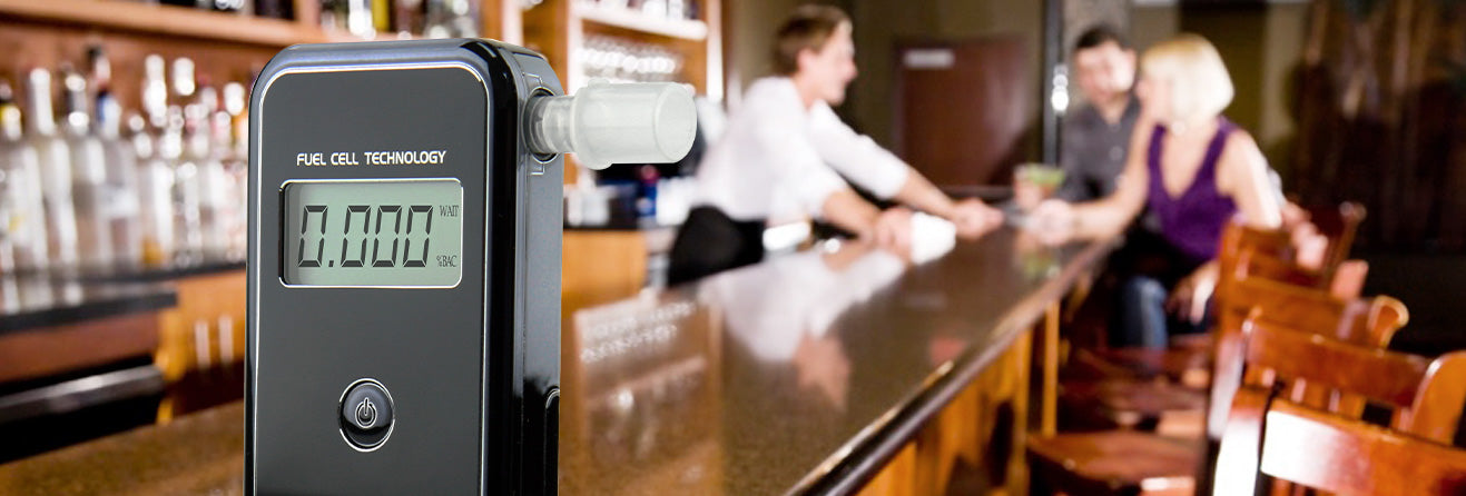 Stealth Breathalyzer Bar Lounge