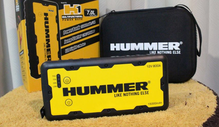 Hummer H1 What's in the Box