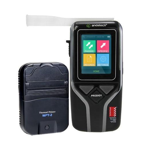 Andatech Prodigy S with bluetooth printer
