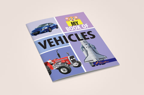 My Book of Vehicles