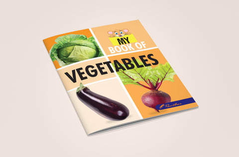 My Book of Vegetables