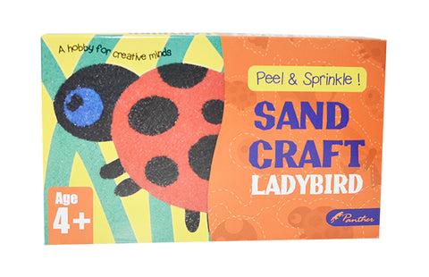 Sand Craft  Lady Bird