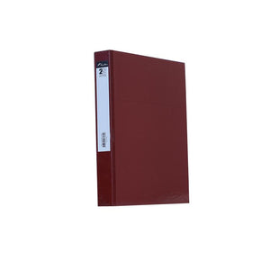 2Ring File L-Maroon
