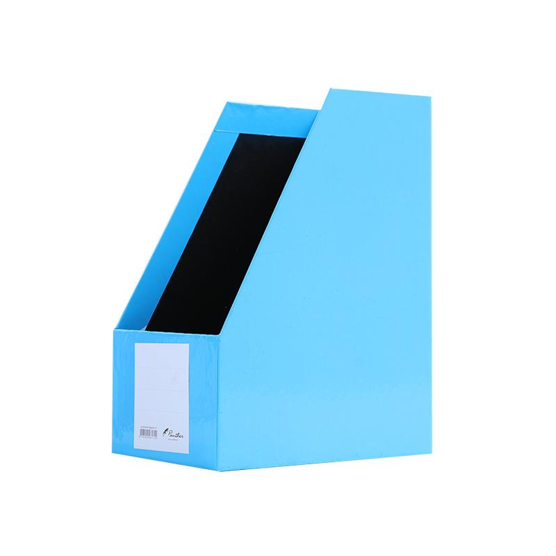 "6"" MAGAZINE HOLDER - LIGHT BLUE"