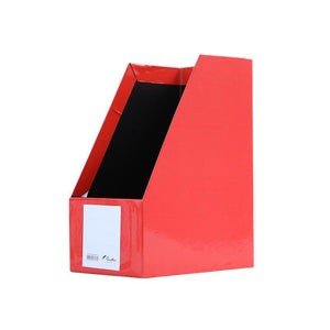 "6"" MAGAZINE HOLDER  -RED"