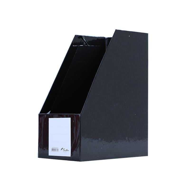 "6"" MAGAZINE HOLDER - BLACK"