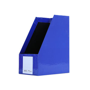 "6"" MAGAZINE HOLDER - DARK BLUE"