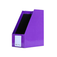 "6"" MAGAZINE HOLDER -GRAPE"