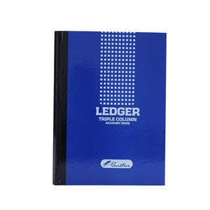 Ledger Book 3col 240p