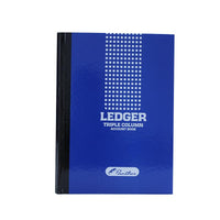 Ledger Book 3col 600p