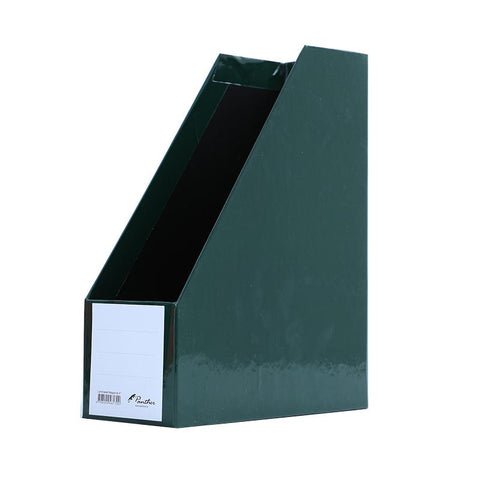 "4"" Magazine Holder - Dark Green"