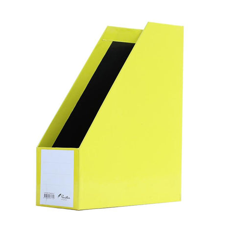 "4"" Magazine Holder - Yellow"
