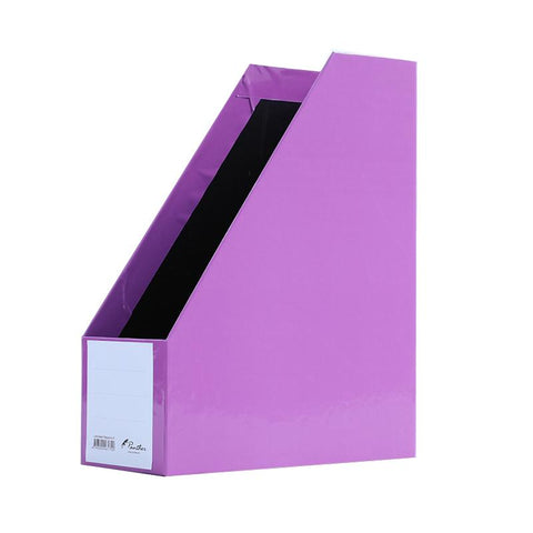 "4"" Magazine Holder -Purple"