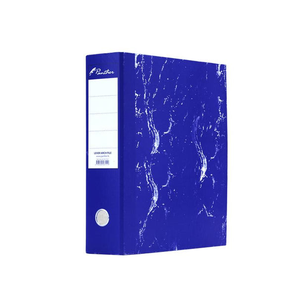 Boxfile 75mm Multi Colour F4 - Blue