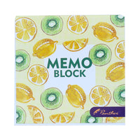 Lemon Memo Block