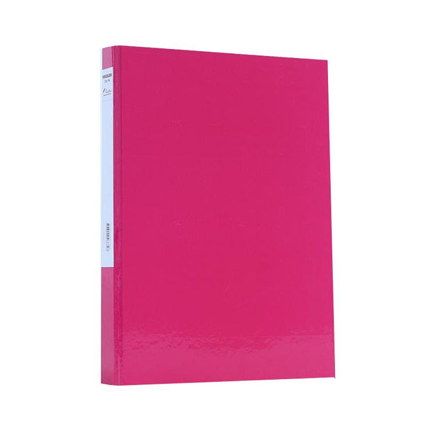 Punchless Clip File - Pink