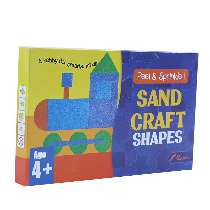 Sand Craft Shapes