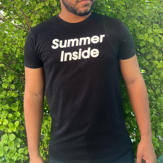 Summer Inside Camiseta