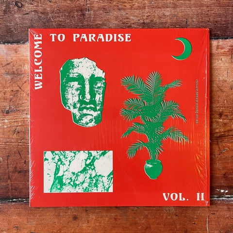 Various ‎– Welcome To Paradise Vol. II: Italian Dream House 89-93