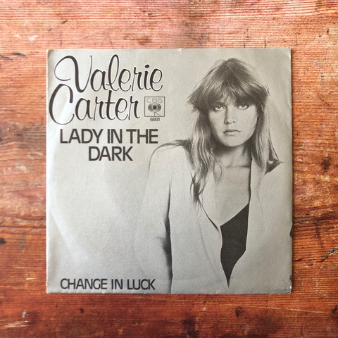 Valerie Carter - ‎Lady In The Dark / Change In Luck