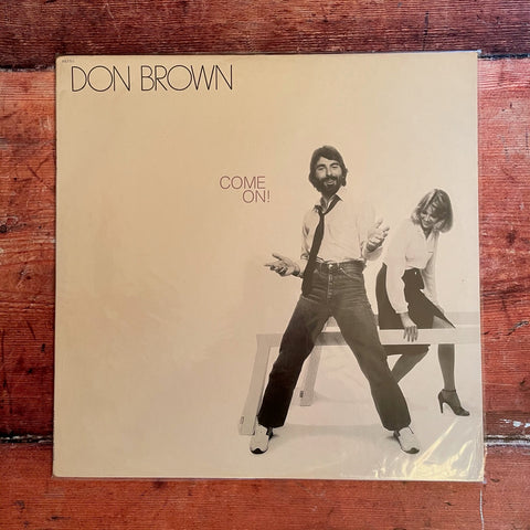Don Brown - Come On!