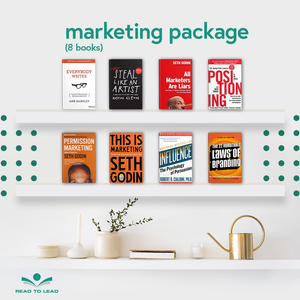 Marketing Package - 8 Books