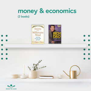Money & Economy - 2 Books
