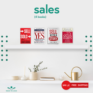 Sales Package - 4 Books