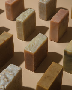 What Is Natural Handmade Soap Made Of?